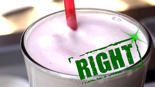 How to Make the Ultimate Thick, Creamy Milk Shake