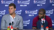 Press Pass: Paul and Griffin
