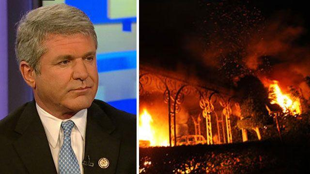 Rep. Michael McCaul demands answers on Benghazi