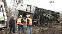 The NTSB Discusses Possible Causes of Deadly Train Derailment