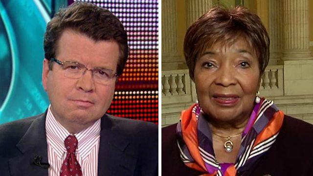 Cavuto to Dem Rep.: 'Tell me one thing you'd cut'