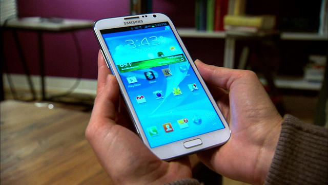 Huge Galaxy Note 2 has specs to spare