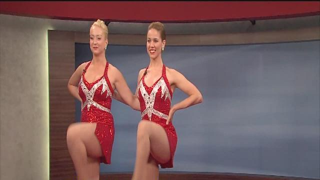 ABC Action News: Weekend Edition: Straz kick off with Rockettes