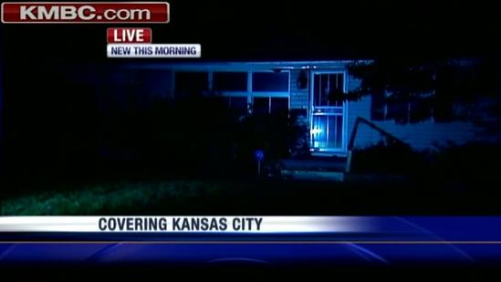 KC man escapes house fire early Monday