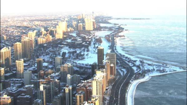 Chicago Weather: 2nd day of dangerous cold gribs Chicago, suburbs