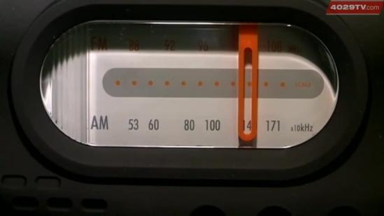 Weather radios may not work during severe weather