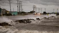 Hurricane Arthur Heads Northeast After Landfall