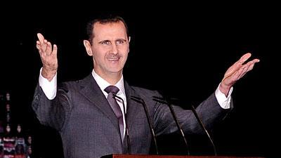 Assad Calls on Syrians to Defend the Country