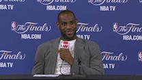 Press Pass: LeBron James