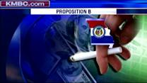 Missouri voters set to decide on tobacco tax hike