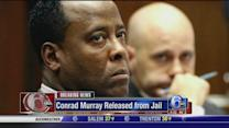 Conrad Murray gets out of jail