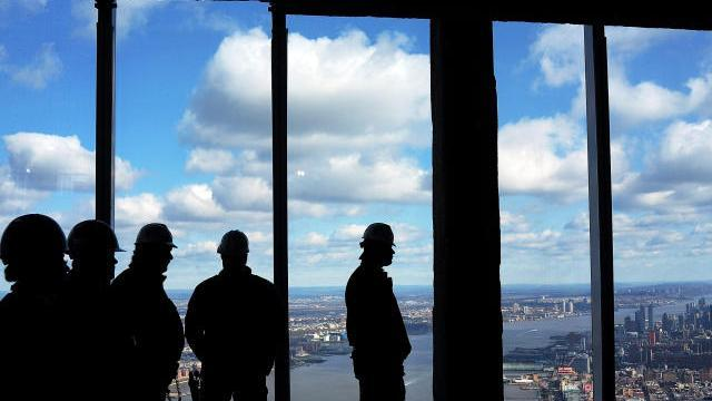 Milepost: The WTC Observation Deck