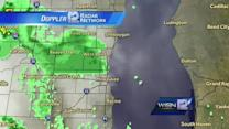 Tracking storms for Monday morning