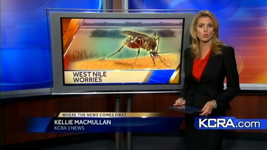 Modesto woman nearly dies from West Nile virus