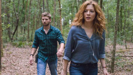 Rachelle Lefevre on How 'Under The Dome' is Like High School