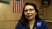 Tammy Duckworth Formally Announces U.S. Senate Run