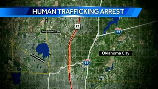 2 arrested in case of human trafficking