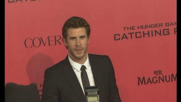 Hunger Games Catching Fire stars dazzle at the LA premiere
