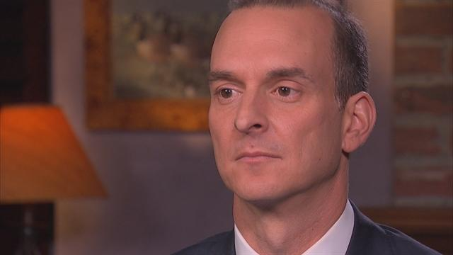 Travis Tygart comes face to face with Lance Armstrong