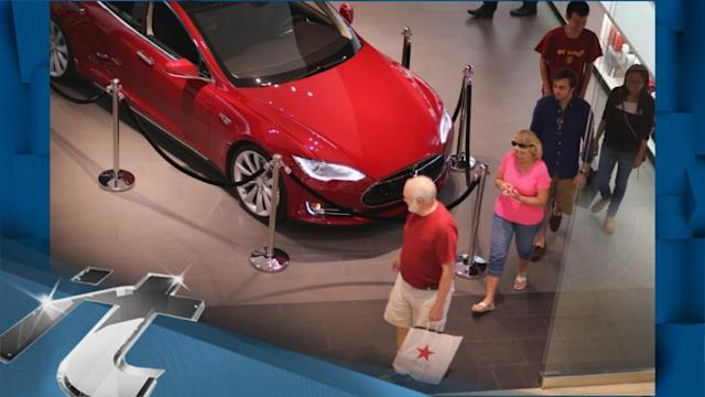 Disaster & Accident Breaking News: Tesla Recalls Some Model S Cars Due to Seat-Mount Defect