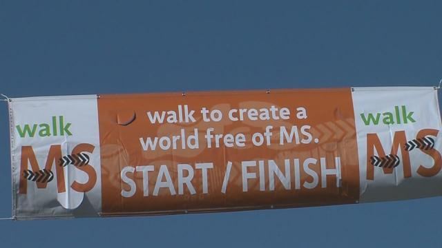 Multiple Sclerosis Society holds Walk MS: Tulsa