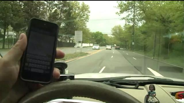 New York Stiffens Texting-While-Driving Laws