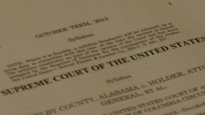 Voting Act Ruling Gets Praise, Criticism