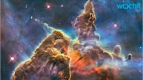 Warp Into a Nebula With New Pillars of Creation 3D Video