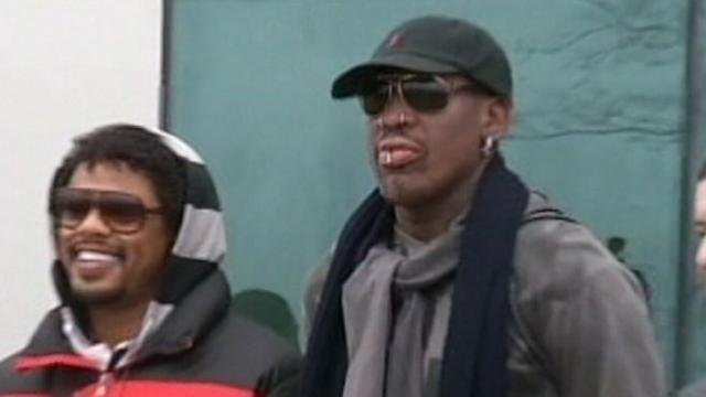 Dennis Rodman Plans New North Korean Trip