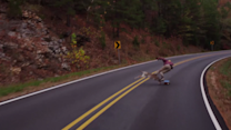 Deer and Longboarder Collide at Speed in Arkansas Forest Park