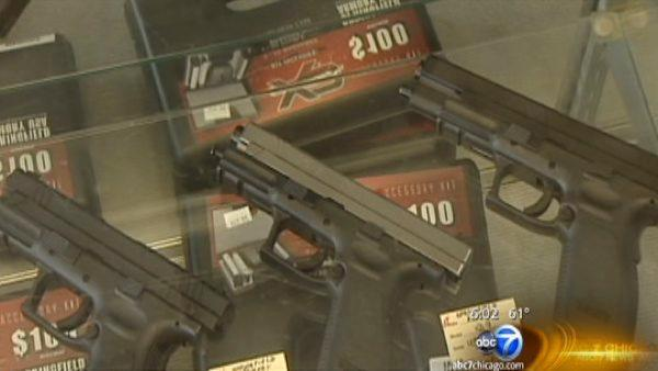Governor Quinn says he will amend 'flawed' concealed carry bill