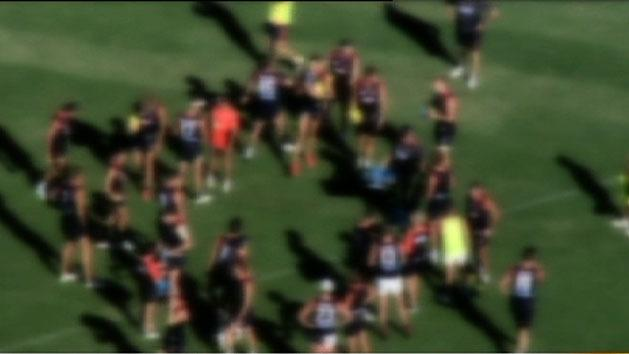 Essendon may contact Federal Police