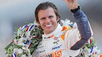 Dan Wheldon's absence felt in Indy