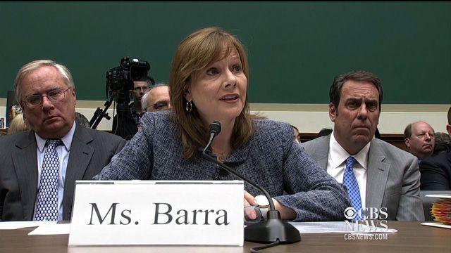 Lawmakers demand answers from GM
