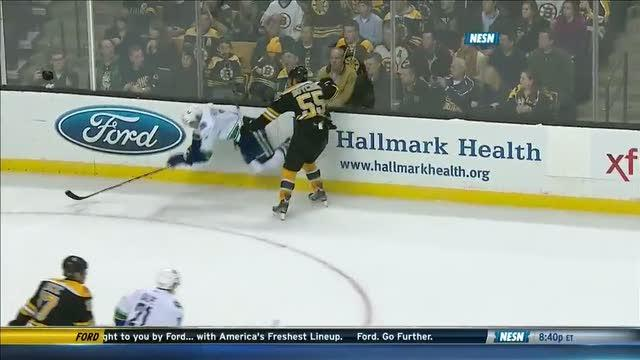 Boychuk launches Booth with a monster hit