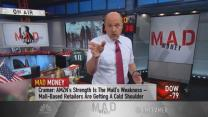 Cramer: The only stocks that can beat Amazon