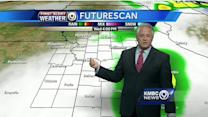 Rain moves in for your Wednesday