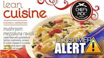 Lean Cuisine meals recalled for possible glass