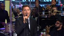 Michael Buble Sings 'Nobody But Me'