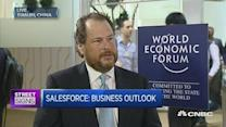 Benioff on Linkedin deal: Microsoft had the most cash