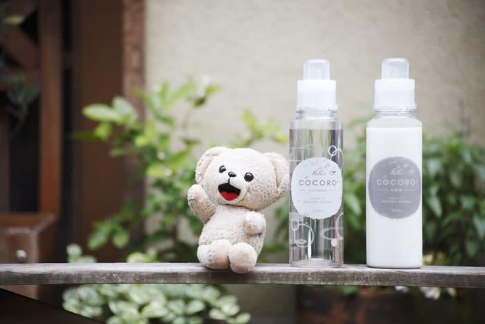 日本熊寶貝FaFa COCORO 柔軟精