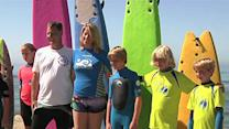 Riding the Waves to Help Treat Cystic Fibrosis