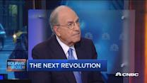 US politics broken: Sen. George Mitchell