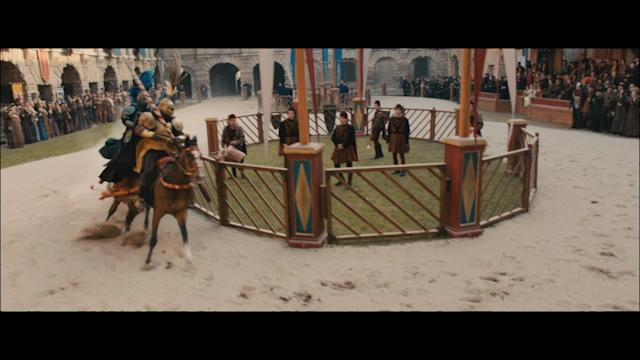 'Romeo and Juliet' Clip: The Joust