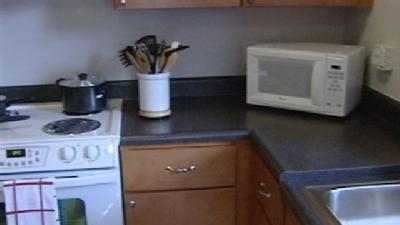 New Apartments Offer Hope To Homeless