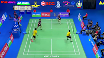BWF: Princess Sirivannavari Thailand Masters 2016 Final Highlights