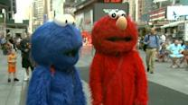 Times Square looks to weed out 'creepy' characters