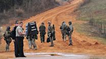 Hostage standoff in Alabama