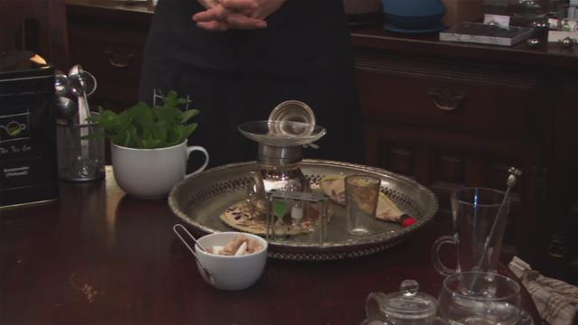 How To Make Moroccan Mint With Gunpowder Green Tea