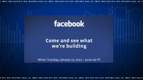 Will Facebook's Mystery Announcement Live Up to the Hype?